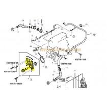 ПОМПА ВОДНА  SPORTAGE 2.0 SOHC -98) GAS 0FE1H15010H