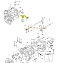 ПРИВОД КИЛОМЕТРАЖ КОМПЛЕКТ (4WD)  SPORTAGE 2.0 (SOHC) -02) 0K01117440B