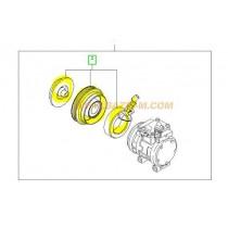ШАЙБА СЪЕДИНИТЕЛ КОМПРЕСОР КЛИМАТИК (КОМПЛЕКТ)  CARENS 2.0 CRDI (02-06) 0K2KB61L10