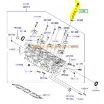 БОЛТ ГЛАВА (10)  2.0/2.4L (G4JP, G4JS) 2232038000