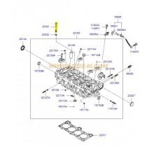 БОЛТ ГЛАВА (10)  1.4/1.6L (G4FA, G4FC) - 223212B000
