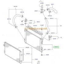 РАДИАТОР ВОДЕН (M/T)  RIO (11-, VELOSTER (GAS) 253101R000