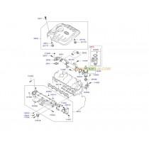 КЛАПАН EGR (само електромагнита) (VGT)  2.0/2.2 (D4EA,D4EB) 2844027400