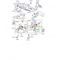 КЛАПАН РЕГУЛАТОР ПРАЗЕН ХОД (стъпков мотор)  1.0/1.1L ATOS/GETZ/PICANTO 3515002600