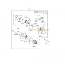 ШАЛТЕР СТАРТЕР  2.0/2.2L (D4HA,D4HB) iX35, SANTA FE 361202F000