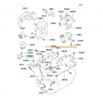 ДАТЧИК МАП (MAP)  2.7-3.8L V6 3930038200