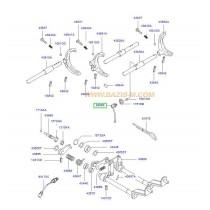 ДАТЧИК ЗАДНА СКОРОСТ (ключ) M12x1.25 (18.5mm)(каб)  K2500/H100/H1 938604A010