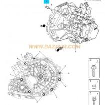 ДАТЧИК ЗАДНА СКОРОСТ (ключ) M12x1.5 (26mm)  CAPTIVA/CRUZE/ORLANDO/AVEO(T300) 95028604