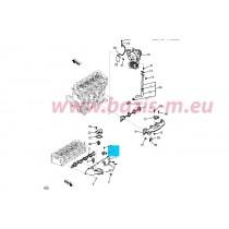 ДАТЧИК МАП (MAP)  2.0L CRDi (LLW) CAPTIVA 96440381