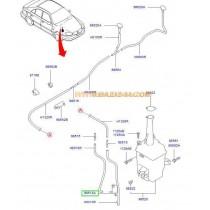 МОТОРЧЕ КАЗАНЧЕ ЧИСТАЧКИ (+RR WIPER)  ACCENT(99-06), MATRIX 9851025100